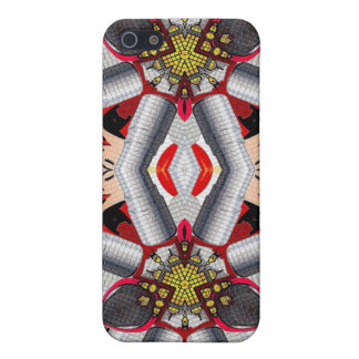Fashion Girl Collage Cover For iPhone 5/5S