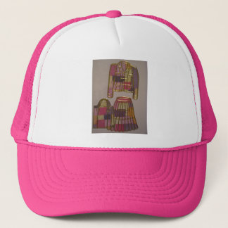 Fashion Girl Trucker Hat