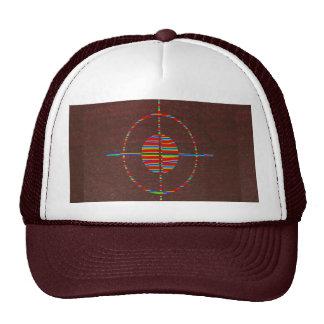 FASHION Hut : CHOCOLATE Brown  Hats Ties