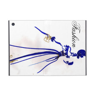 Fashion illustration Ipad mini case
