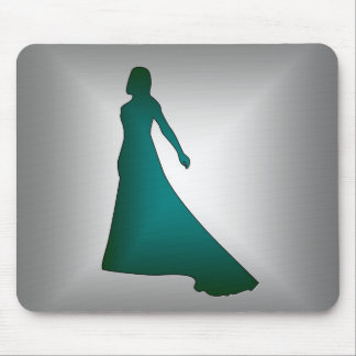 Fashion Lady 2 Mouse Pad