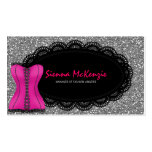 Fashion Lingerie Pack Of Standard Business Cards