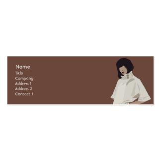 Fashion Merchandiser - Skinny Pack Of Skinny Business Cards