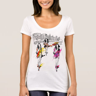 fashion models T-Shirt