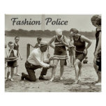 Fashion Police 1922 Posters