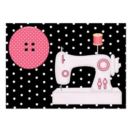 Fashion / Seamstress Card - SRF Business Cards