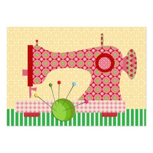 Fashion / Seamstress Card - SRF Business Card