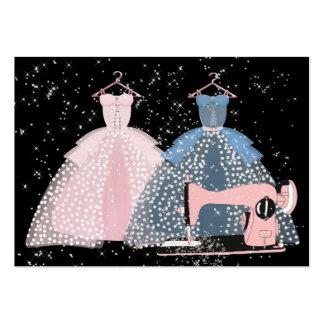 Fashion Seamstress Card - SRF Business Card Template