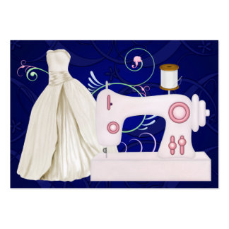 Fashion / Seamstress Card - SRF Pack Of Chubby Business Cards