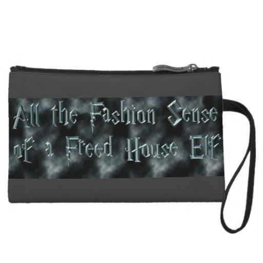 Fashion Sense of House Elf Wristlet