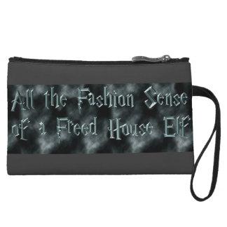 Fashion Sense of House Elf Wristlet Clutch