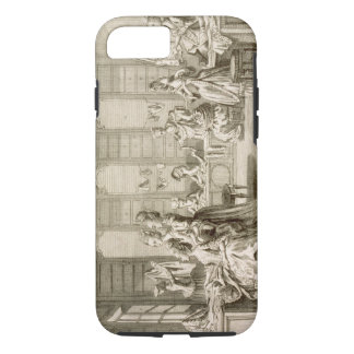 Fashion shop, from the 'Encyclopedia' by Denis Did iPhone 8/7 Case