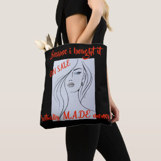 Fashion Shopping Totebag Tote Bag