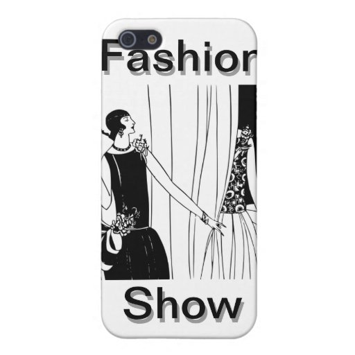 Fashion Show iPhone 5 Covers