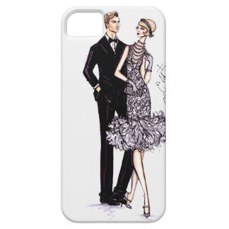Fashion sketch. barely there iPhone 5 case