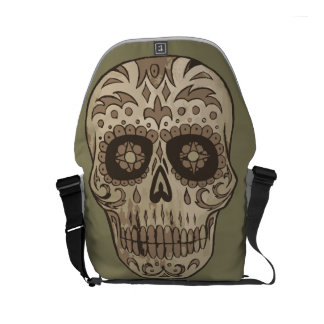 fashion skull commuter bags