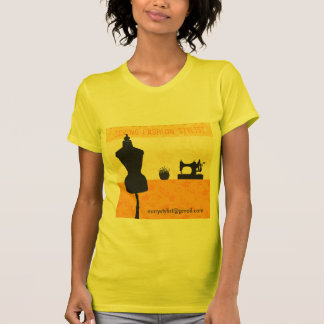 Fashion Stylist Seamstress Tee Shirt