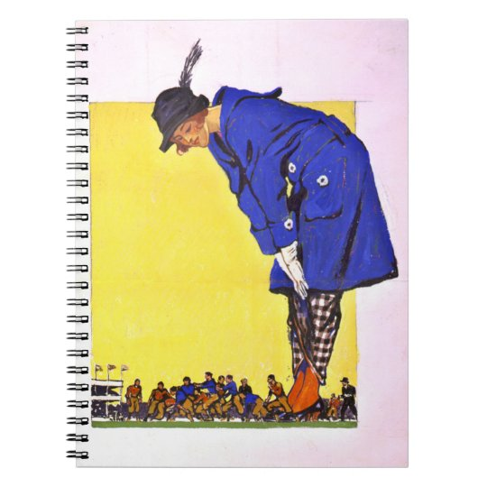 Fashion Versus Football 1900 Notebooks