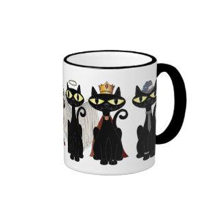 Fashionable Felines Mug
