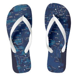 Fashionable Flip Flops - San Francisco