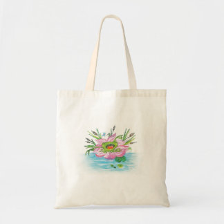 Fashionable Froggie Budget Tote Bag