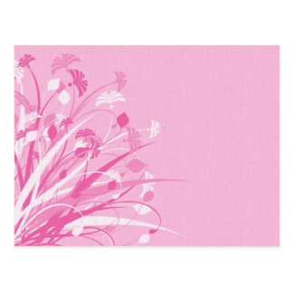Fashionable Fuscia Cards 9 Post Card