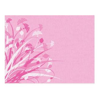 Fashionable Fuscia Cards (9) Postcard