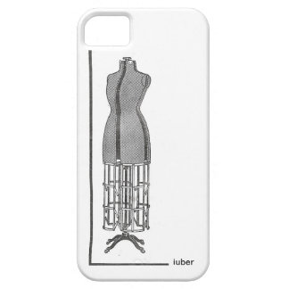 Fashionable Steampunk Dress Stand 1920s Case For The iPhone 5