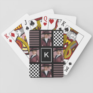 Fashionably Dressed Playing Cards