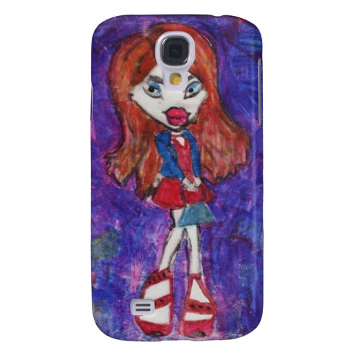 Fashionista Anime iPhone 3g Speck Case Samsung Galaxy S4 Cases