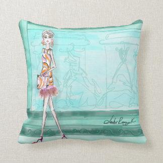 Fashionista Ave. Cushion