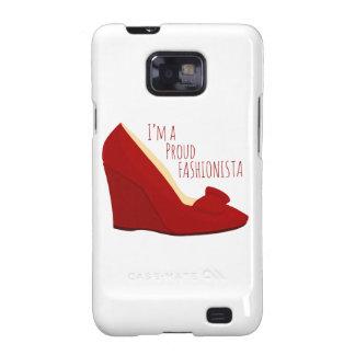 Fashionista Galaxy SII Cases