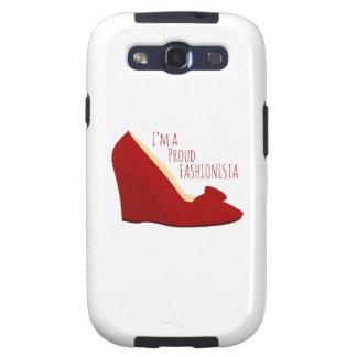 Fashionista Samsung Galaxy SIII Cases
