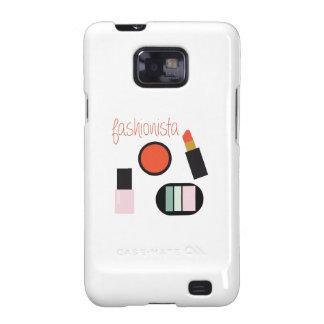 Fashionista Samsung Galaxy SII Covers