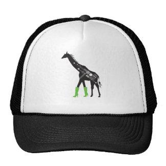Fashionista Giraffe Trucker Hat