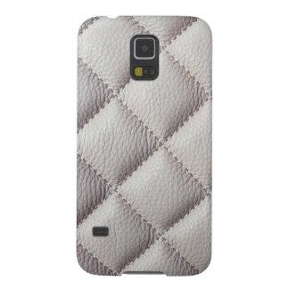 Fashionista in Beige Samsung Galaxy Case Galaxy S5 Case