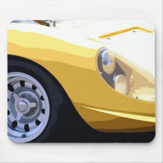 FAST CAR 15 mouse-pad Mouse Pad