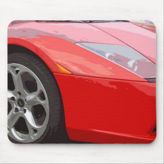 FAST CAR 17 mouse-pad Mousepad
