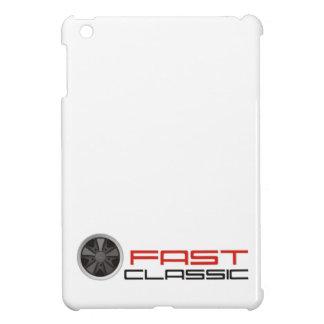 Fast classic car: Fuchs racing car wheel iPad Mini Cases