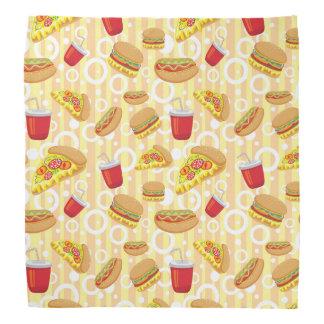 Fast Food Bandana