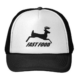 Fast food buck cap