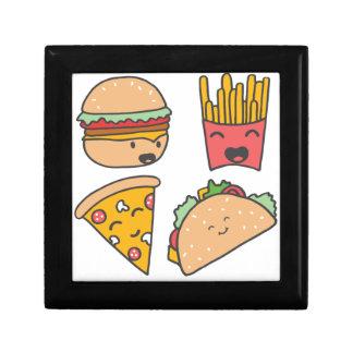 fast food friends gift box