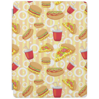 Fast Food iPad Cover