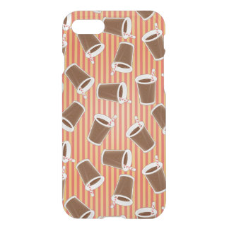 Fast food pattern 2 iPhone 8/7 case
