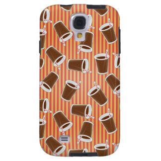 Fast food pattern galaxy s4 case