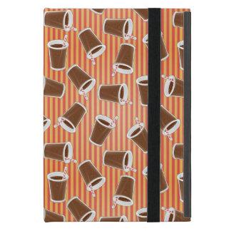 Fast food pattern iPad mini cover