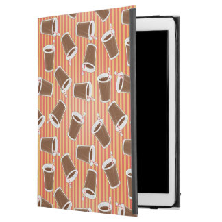 "Fast food pattern iPad pro 12.9"" case"