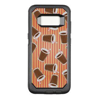 Fast food pattern OtterBox commuter samsung galaxy s8 case