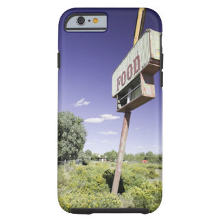 Fast food restaurant sign tough iPhone 6 case