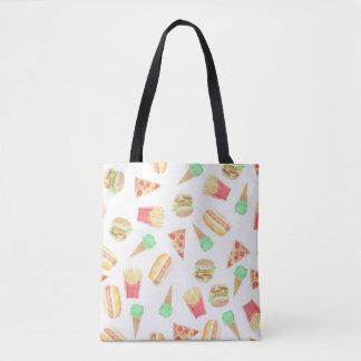 Fast Food Tote Bag